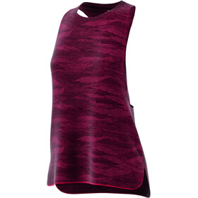 adidas Boxy Tank Aeroknit Women core pink /black